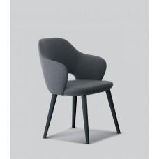 Chair Letizia P13 50x60x82 Metal fixed base