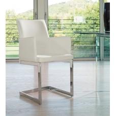 Chair chromed Sonia-B 54x47x90