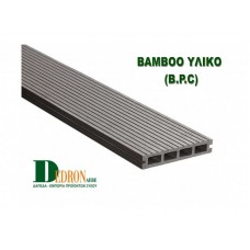 WPC Deck Bamboo Gray Open