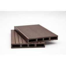 WPC Deck enclosure 110 PL. COMP D.BROWN YIXING