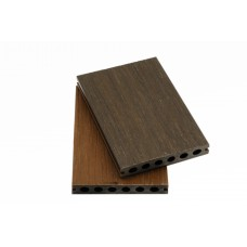 Deck WPC Double Cover Open-Wenge Coffee