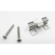 CLIP For DECK WPC Metal Union With Bolts For New Plan