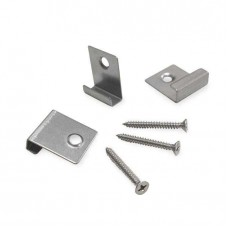 CLIP For DECK WPC Metal Starting With Bolts For New Plan