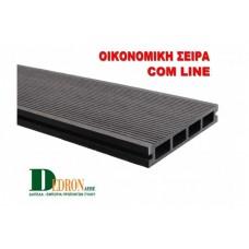 WPC Deck Com Line Gray Open