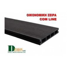 WPC Deck Com Line Gray Dark