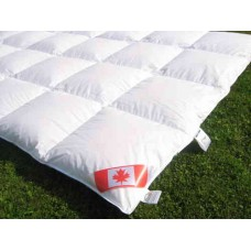 Down Duvet Canada 4-seasons 100/0