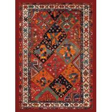 Carpet Bakhtiari Arancio