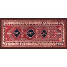 Carpet Bakhtiari Salmone