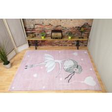 Kids Carpet Playtime Ballerina KD48