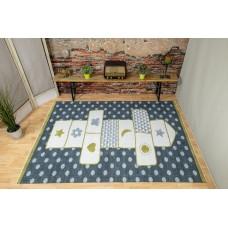 Kids Carpet Playtime Hopscotch KD44