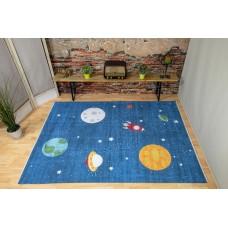 Kids Carpet Playtime Space KD56