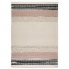 Carpet Cannia White-Pink