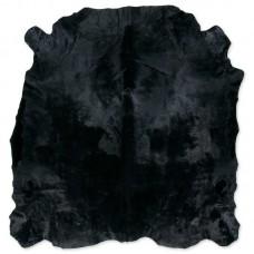 Cow Skin Dyed Black
