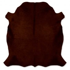 Cow Skin Dyed Brown