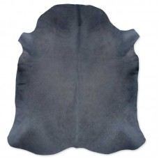 Cow Skin Dyed Dark Grey