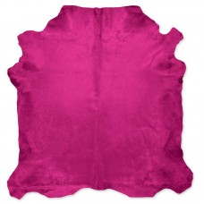 Cow Skin Dyed Fuxia