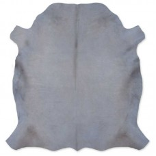 Cow Skin Dyed Light Grey