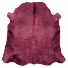 Cow Skin Dyed Pink