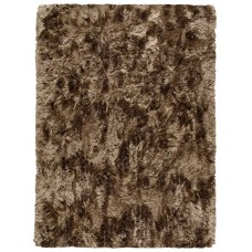 Grass Polyester Tan Handmade Carpet