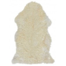Carpet Set Sheepskin White