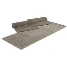 Wool Sand Natural Light Grey Handmade Carpet Set
