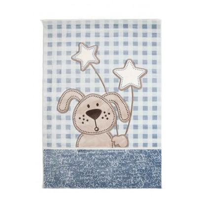 Kids' Carpet Sky 6575A L.BLUE