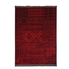 Carpet Afgan 7675A D.RED