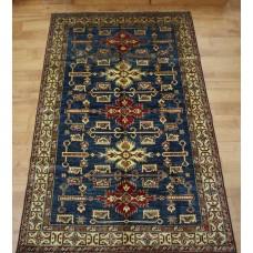 Handmade Carpet Kazak 1003 183x282