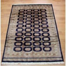 Handmade Carpet Bokhara Silk 1026 169x239
