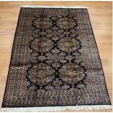 Handmade Carpet Bokhara Silk 1055