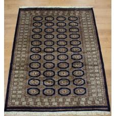 Handmade Carpet Bokhara Silk 1064 174x231