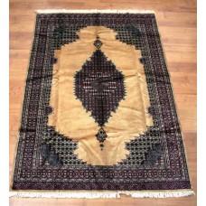 Handmade Carpet Bokhara Silk 1065 173x251