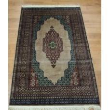 Handmade Carpet Bokhara Silk 1066 154x244