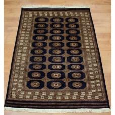 Handmade Carpet Bokhara Silk 1068 167x236
