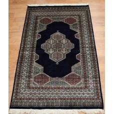 Handmade Carpet Bokhara Silk 1069 153x242