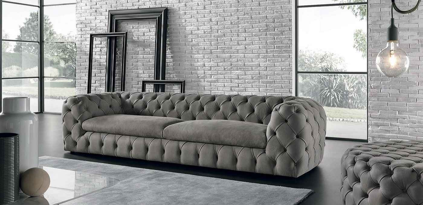 Leather Autografo Sofa
